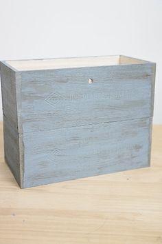 ④箱を貼り合わせる