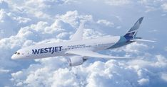 WestJet, Lufthansa Technik sign Total Technical Support contract for the airline's new Boeing 787 fleet Calgary International Airport, International Flights, Canadian Airlines, Airline Reservations, Flight Prices, Flight Deals, Virgin Atlantic, Atlantic Canada, Vacation Deals