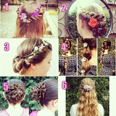 summer braids hair styles Fashion