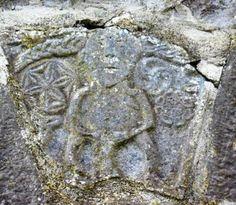 A Galway Sheela-na-Gig: some unique symbolism Erin Go Bragh, Christian Symbols, Gaia, Lion Sculpture, Beautiful, Women, Kunst, Woman