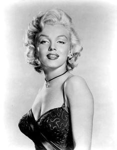 "infinitemarilynmonroe: """"Marilyn Monroe photographed by Frank Powolny, 1953. "" """