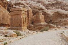 Djinn block tombs, Petra