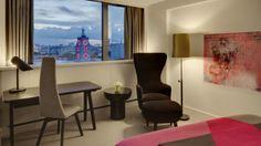 Mondrian London Superior Bedroom