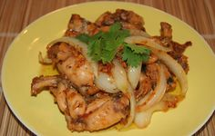 Cách làm món ếcch xào sa tế cay nồng thơm ngon - http://congthucmonngon.com/33591/cach-lam-mon-ecch-xao-sa-te-cay-nong-thom-ngon.html