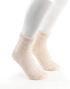 Dass Sie keine kalten Füße kriegen | Kuschelige Socken | ADLER STRÜMPFE