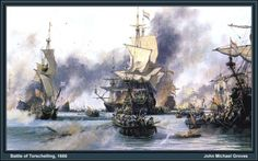 Battle of Terschelling, 1666