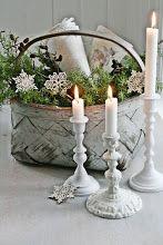 VIBEKE DESIGN: Naturlig er best... the lighter side of prim christmas..