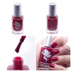 PRITI NYC – Red Ace Rose <3   http://veganmakeup.se/2015/02/12/priti-nyc-red-ace-rose/
