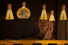 Secto 4200, Octo 4240, Secto 4201 Restaurant-Shop StarMeal. Antwerp, Belgium. Photo by: Ellen Swaan. www.sectodesign.fi
