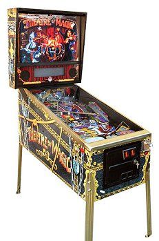 Theatre Of Magic Pinball - Pinball Machine