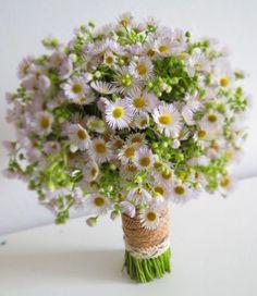 15 bouquet sposa 2015 classici e originali - bouquet margherite 2015 | DonneSulWeb