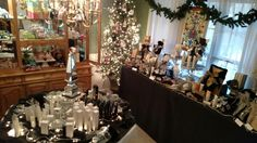 Christmas open house cant wait