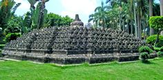 Borobudur Miniature