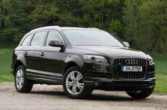 Vídeo de avaliação do Audi Q7 3.0 V6