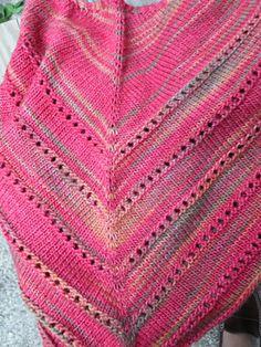 Ravelry: Eyelet Neck Scarf pattern by Allyson Ryan