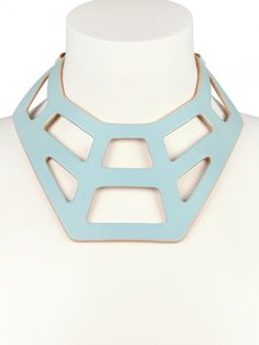 Web Collar Necklace