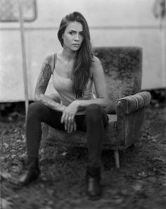 Paulina by Maciek Leśniak on Art Limited