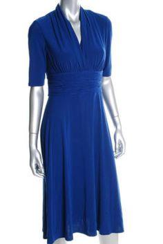 Blue dress - like the length of the sleeves