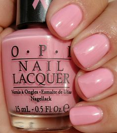 OPI: I Think in Pink