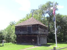Oldest Blockhouse in the US