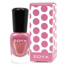 Zoya Nail Polish Mini in Happi with Color Cutie Box! Available while supplies last.