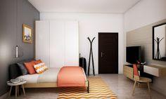 Bộ sưu tập nội thất phòng ngủ (phần 1) ~ Lifestyle Design