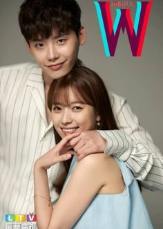 W - Two Worlds Eng Sub (2016) Korean Drama /  Episodes: 16 / Genre: Romance, Melodrama, Suspense,Fantasy