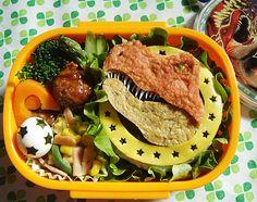 bento; Japanese box lunch