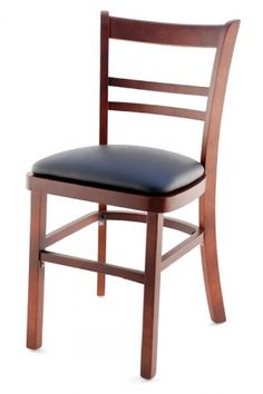 Cafe Ladder Back Chair - Made in the USA