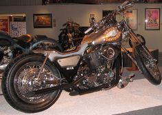 Black Death 3. Bike Mickey Rourke rode in Harley Davidson and the Marlboro man