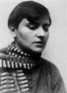 Unbekannt (Marianne Brandt ?), Portrait Marianne Brandt, um 1926, © Bauhaus-Archiv Berlin / Museum für Gestaltung