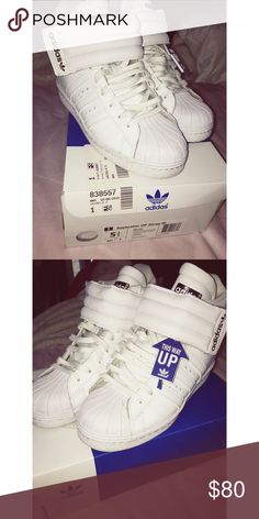 Adidas Superstar Up Strap vita