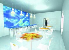 La hotel Karim Rashid, Industrial Design, Alcoholic Drinks, Tapestry, Concept, The Originals, Glass, Furniture, Home Decor
