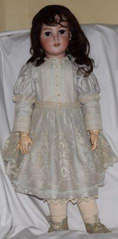 Simon & Halbig German Bisque Head Character Doll Mold 1249