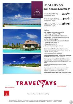Lujo en Maldivas - Hotel Six Senses Laamu - Diciembre´13 a Octubre´14 ultimo minuto - http://zocotours.com/lujo-en-maldivas-hotel-six-senses-laamu-diciembre13-a-octubre14-ultimo-minuto-3/