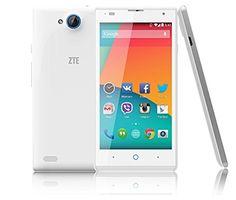"ZTE Blade G Lux - Smartphone (4.5"", 854 x 480 pixeles) blanco"