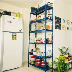 a cozinha da @agabimateus  #sitecasaaberta