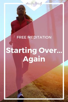 [FREE MEDITATION] Every stumbling block serves a purpose in your journey, shift you mindset to move forward toward you true desires