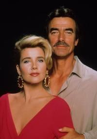 Young and the Restless                                              Victor Newman with Nikki Newman