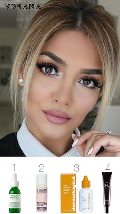 5 tips de maquillaje para el trabajo #VoranaTips #MakeUp #VoranaBlog
