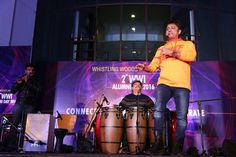 It's always a pleasure to watch singer Sukhwinder Singh perform LIVE! His energy and pitch-perfect notes are truly mesmerising!