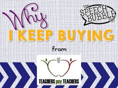 With big brand companies out there why would you keep buying from TpT?  Here are my top reasons why I will keep buying TpT activities for me and my students.