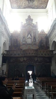 Organo a canne di San Pietro Apostolo, Putignano ( BA ) #invasionidigitali #InvadiAmoPutignano