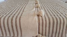 118X78 / Moroccan Wool Blankets woven by hand by MoroccanTribal