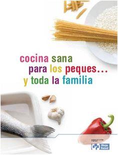 Recetario de cocina sana para los peques