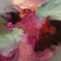 Emilia Arana. inspiration for one of my next paintings. I love the subtle drips