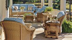 Terrasse Balkon Möbel Garten gestalten Bilder