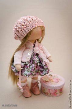 Pretty Dolls, Cute Dolls, Beautiful Dolls, Diy Doll Pattern, Doll Patterns, Little Doll, Little Girls, Doll Toys, Baby Dolls