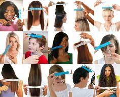 Cut Your Hair Like A Pro With The Crea clip !