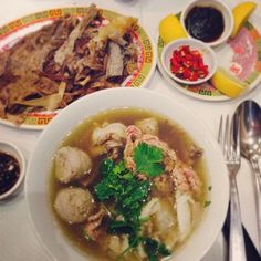 A Phở from Le Kok | 27 Of The Most Delicious Cheap Eats In Paris